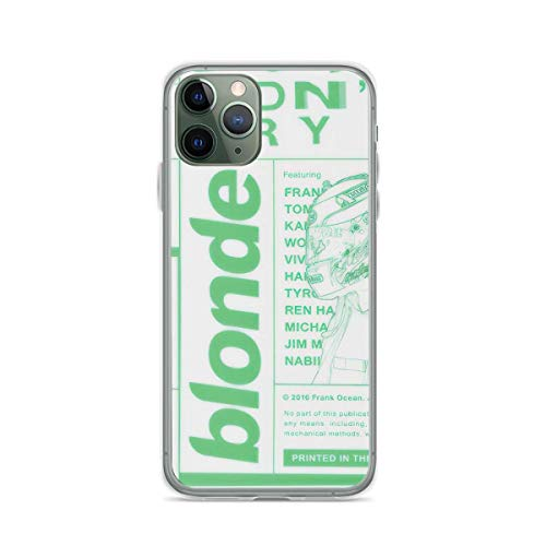 Phone Case Frank Ocean Blonde Compatible with...