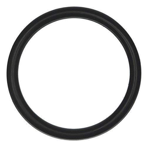 Mr O-Ring 4X57 Metric Nitrile O-Ring - 70A Durometer, 57 mm ID, 65 mm OD, 4 mm CS, Black (Pack of 25)