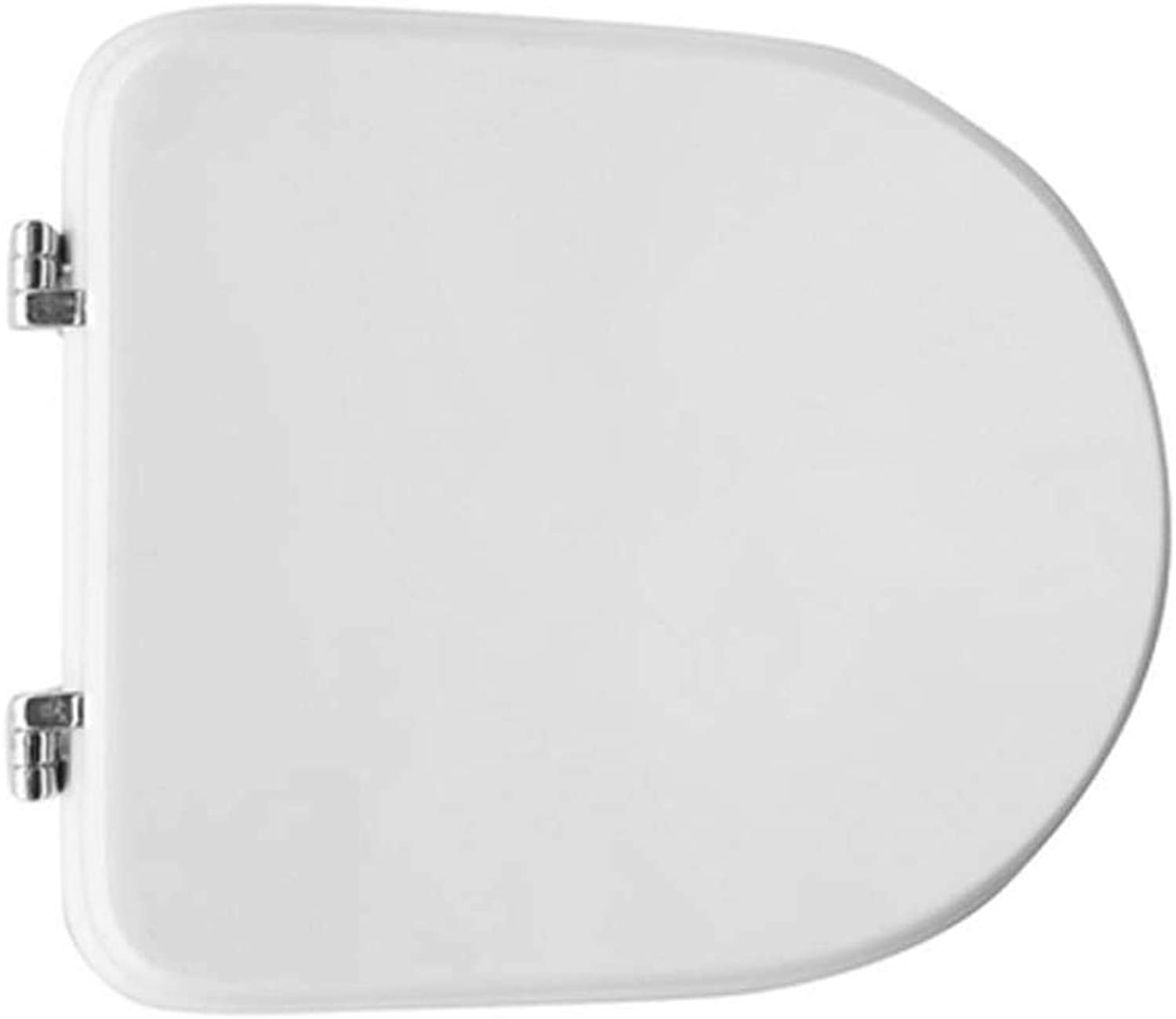 Dianhydro Toilet Seat Cover bluee MINI-Cloud Vase, White