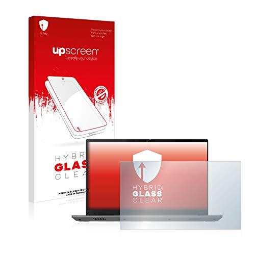 upscreen Protector Pantalla Cristal Templado Compatible con Lenovo ThinkBook 15 Gen 2 AMD Hybrid Glass - 9H Dureza