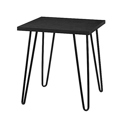 BLEND-DIVINE Retro Side Table (Oak (Brown), Wood)