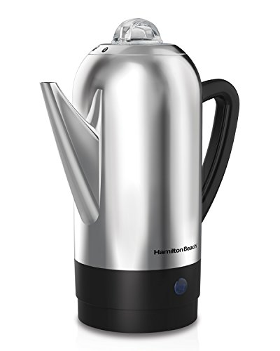 12 cup ss electric percolator - 8