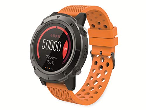 Denver Bluetooth-Smartwatch SW-510 orange GPS
