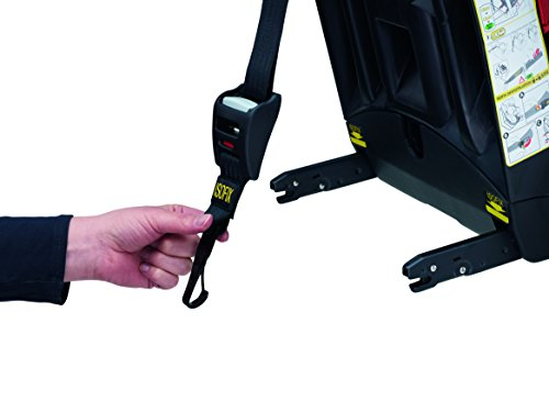 Bébé Confort Car Seat Iseos Isofix Group 1(9–18kg) Total Black