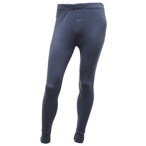 Regatta Pantalon Thermique Homme Long Johns Thermal Base Layer, Denim Blue, FR : 2XL (Taille Fabricant : XXL)