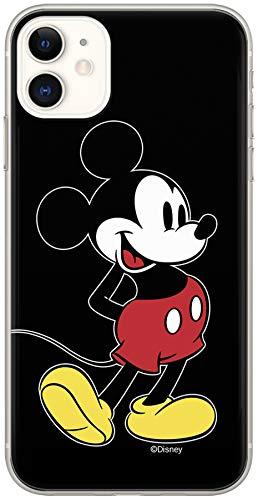 Original & Offiziell Lizenziertes Disney Minnie & Mickey Maus Handyhülle für iPhone 11, Hülle, Hülle, Cover aus Kunststoff TPU-Silikon, schützt vor Stößen & Kratzern