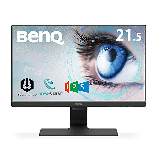 BenQ モニター ディスプレイ GW2283 (21.5インチ/フルHD/IPS/ウルトラスリムベゼル/輝度自動調整(B.I.)搭載...