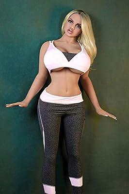 161cm/5.28ft 3D Standing Women Female Torso Sèx-y Dolly Àšš 47kg Realistic Séx Dõlls Lifelike TPE Entity Solid Life Size Body Love-Doles Real Full Silicone M?stürb?tõr Male Toys for Men