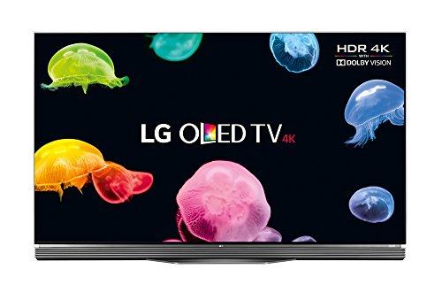 LG 55E6V televisore 139,7 cm (55') 4K Ultra HD Compatibilità 3D Smart TV Wi-Fi Argento