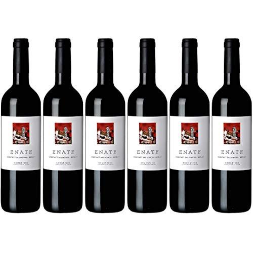 Cabernet-Merlot Vino Tinto - 6 Botellas - 4500 ml