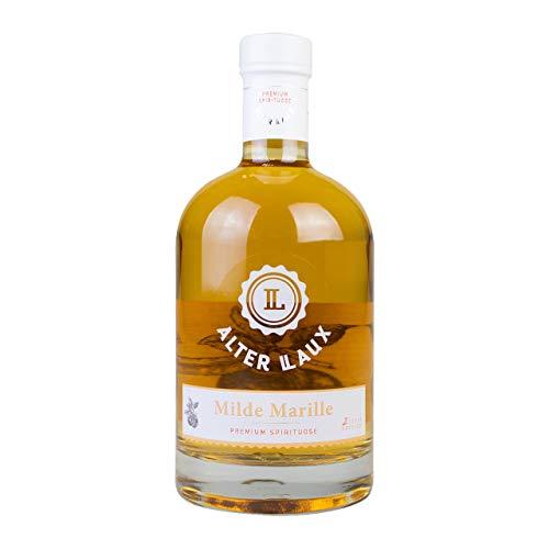 Alter LAUX Milde Marille Spirituose 40%, Marillen Obstbrand, 500ml