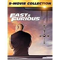Fast & Furious 9-Movie Collection