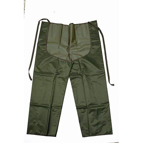PARDINI Copri Pantaloni per Giardinaggio decespugliatore in Nylon Verde