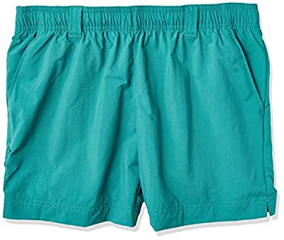 Columbia Women's Backcast Water Short, Breathable, UPF 50 Sun Protection, Waterfall, X-Large x 5