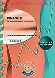 Finance UE 2 du DSCG - Corrigé