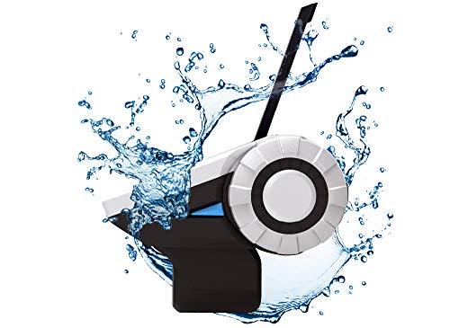 SHIJING 1500M 8-Wege-Vollduplex-T-Bluetooth-Headset Walkie-Talkie-FM-Radio Bluetooth-Helm Walkie-Talkie-Headset
