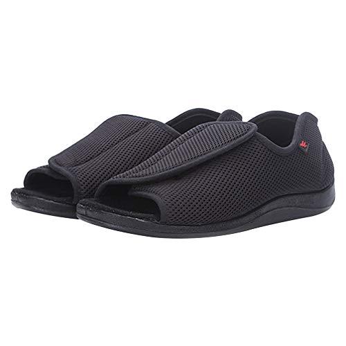 ARTIBETTER Post Op Broken Toe Foot Fracture Shoes Adjustable Square Toe Walking Shoe Womens Men...