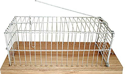 Ratoeira Tipo Gaiola Retangular