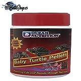 OCEAN NUTRITION Comida para Tortugas EN PELLETS Baby Turtle PELLETS Maxima Calidad