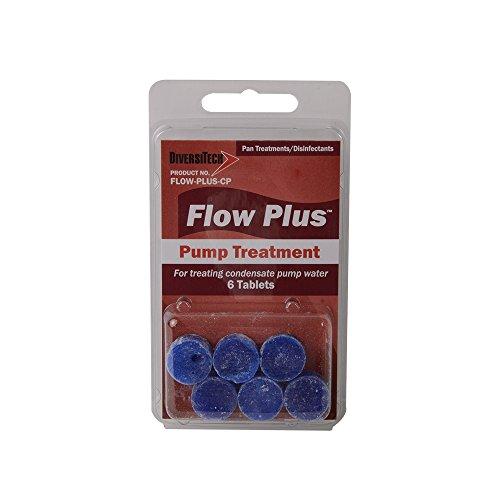 DiversiTech Flow-Plus-CP Flow-Plus for Condensate Pumps (Pack of 6)