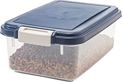 IRIS USA Airtight Food Storage Container MP-1, 12 QT