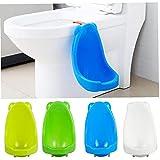 TOSSPER 1pc Toilettes pour Enfants Formateur Garçon Urinoir Salle De Bains Verticale Toilettes Pendentif