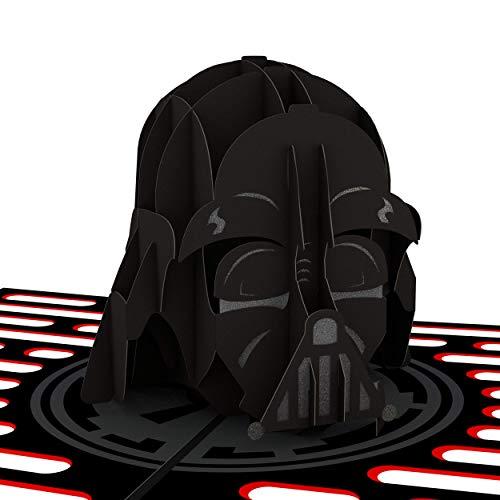 Lovepop Star Wars Pop-up-Karte zum Vatertag, Glückwunsch, Papa (3D-Geburtstagskarten) Darth Vader