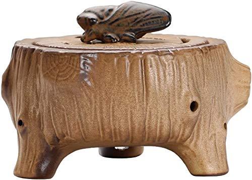 Synchronisationstemperatur Räuchergefäß Ofen elektronischen Keramik Aroma agarwood Aroma Lampe ofen,B
