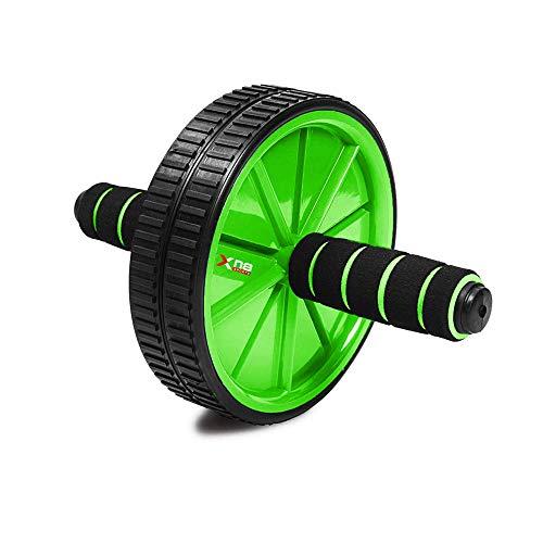 XN8 Rullo Ruota AB - Esercizio Addominale con Ruota per Esercizi di rollout Core ABS, modalità di Allenamento di Forza Fitness in Palestra casa