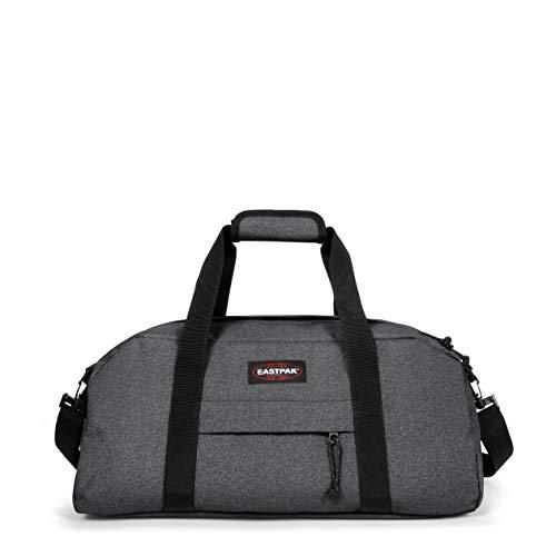 Eastpak Stand + Reisetasche, 53 cm, 34 L, Grau (Black Denim)