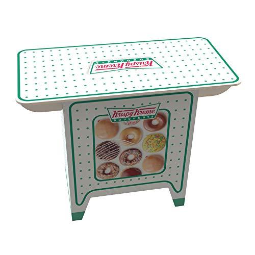 Krispy Kreme -FunDesks Cardboard Desk