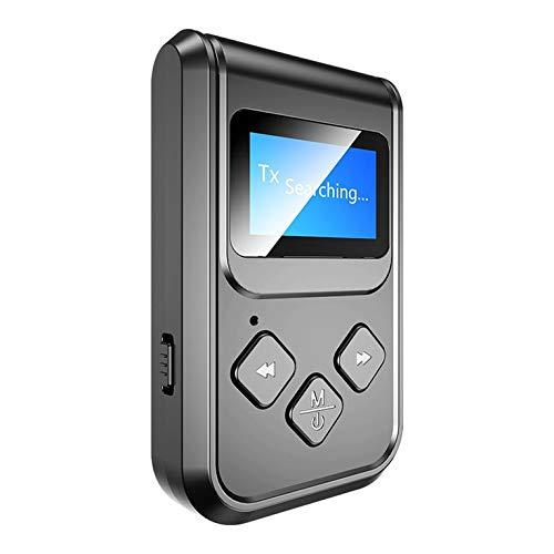 Kurphy Ekrani simsiz 5.0 Audio qabul qilgichi AUX RCA 3.5MM 3.5 Jack USB musiqa Stereo simsiz adapterlari