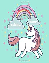 Unicorn Coloring book: Cool Coloring Book with Unicorn Designs on High-Quality Perforated Paper
