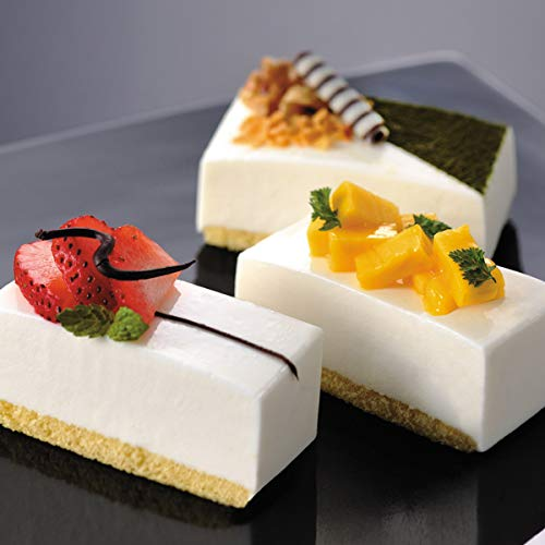 【冷凍】フレック フリーカットケーキ レアーチーズ 415g レアチーズ FCケーキ 業務用 スイーツ