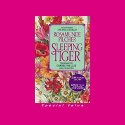 Sleeping Tiger audiobook cover art