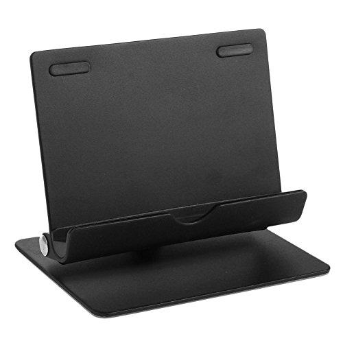 Buwei 360 ° Giratorio Cama Escritorio Soporte de Montaje Soporte de Aluminio para iPad 3 4 Air Mini Tableta