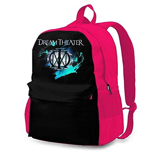 AOOEDM Backpack Dream-Theater Backpack Travel Bag College School Backpack Computer Bag Gifts for Women&Men