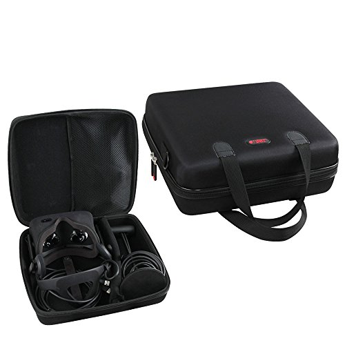 Great Deal! Hard EVA Travel Case for Oculus Rift VR - Virtual Reality Headset by Hermitshell