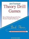 Theory Drill Games : Book Three - John Thompson's Piano Series