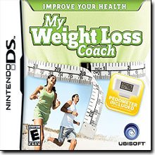 Ubi Soft My Weight Loss Coach (Nintendo DS) Educational for Nintendo DS for Everyone