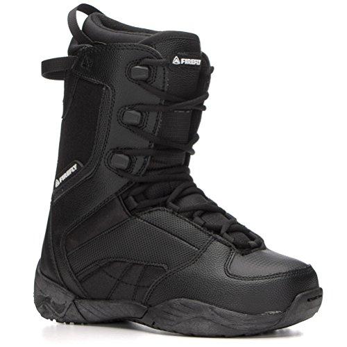 Firefly C20 Junior Snowboard Schuh Kinder schwarz, Größe:35.5