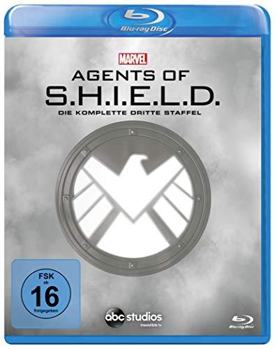 Marvel's Agents of S.H.I.E.L.D. - Staffel 3 [Blu-ray]