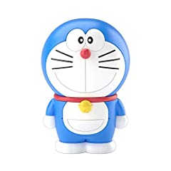 Easy to assemble version of Doraemon joins the Entry Grade line! Requiring no glue, tools, or paint, it's the perfect model for fans of Doraemon and can be assembled very quickly and easily! Only product with affixed official Bluefin and Bandai Namco...