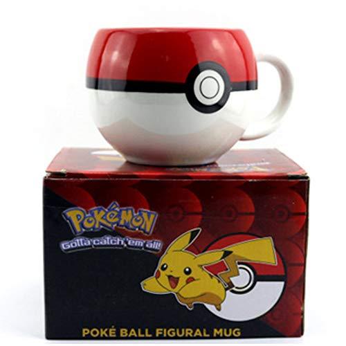 Nouveau 320mL Pokemon Pikachu Tasse À Café Cartoon Anime Jeu Tasses Poignée Céramique Pour Enfants De Noël Meilleurs Cadeaux
