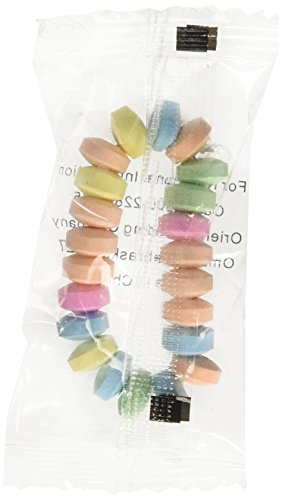 Price comparison product image Stretchable Candy Jewelry Bracelets (96 PIECES)