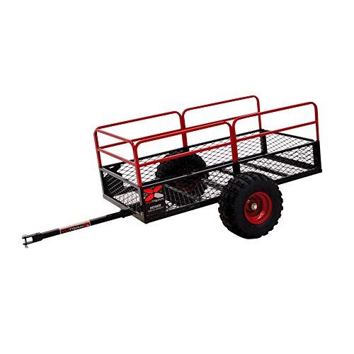 Yutrax TX162 HC1500 Heavy Duty ATV Trailer UTV Trailer/ATV Trailer – for Off-Road Use - 1,500 lb. Capacity