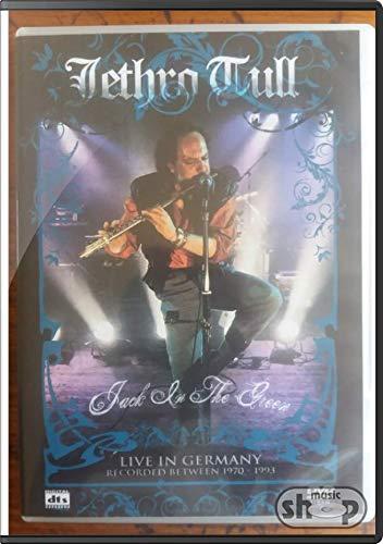 Jethro Tull Jack In The Green - Live In Germa novo lacr orig