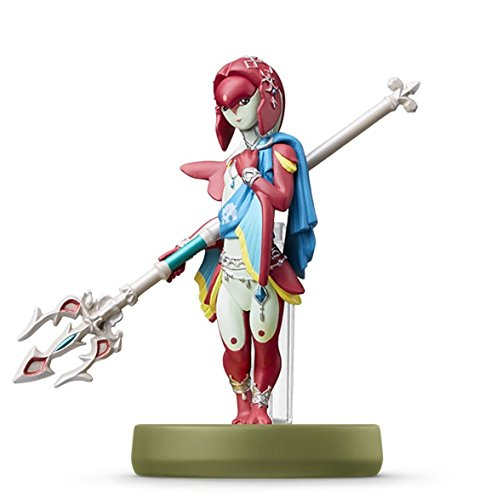 Amiibo Mipha - Legend of Zelda Breath of the Wild series Ver. [Switch / Wii U] [Japanese Import] [video game] … B073HZK3VX