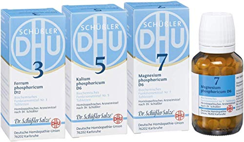 Biochemie DHU Energie Kur 3 x 200 Tabletten
