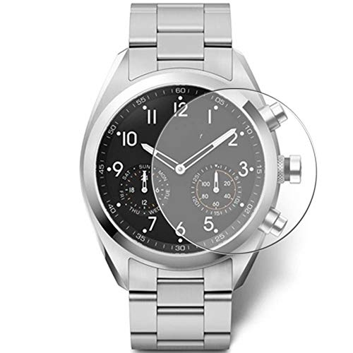 Vaxson 3 Unidades Protector de Pantalla, compatible con Kronaby Sekel Apex Smartwatch (41mm) [No Vidrio Templado] TPU Película Protectora Reloj Inteligente Film Guard Nueva Versión